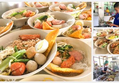 บรรยากาศโรงอาหาร โรงเรียนเตรียมอุดมศึกษาพัฒนาการ เชียงราย