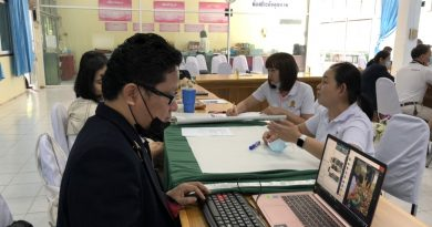 โรงเรียนเตรียมอุดมศึกษาพัฒนาการเชียงราย เตรียมการประเมินโรงเรียนวิถีพุทธพระราชทาน รุ่นที่ 4